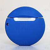 Чехол силиконовый для беспроводных наушников Apple AirPods 2 M&M`s, Синий, фото 4