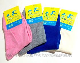 Шкарпетки жіночі ТОП-ТАП класичні асорті 23-25р 37-40 (Ж-103)