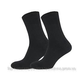 Носки мужские ТОП-ТАП классические LS черный 25-27р 40-42 (М-119)