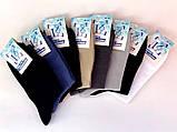 Шкарпетки чоловічі ТОП-ТАП класичні LS чорний 27-29р 42-44 (М-119), фото 2