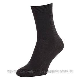 Носки мужские ТОП-ТАП классические черный 25р 39-40 (М-101)