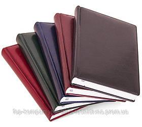 Щоденник недатований АРКУШ Business коричневий, лінія