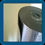 Полотно физически сшитое (ППЭ) фольгированный