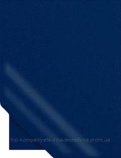 Ежедневник недатированный АРКУШ Light, темно-синий, линия