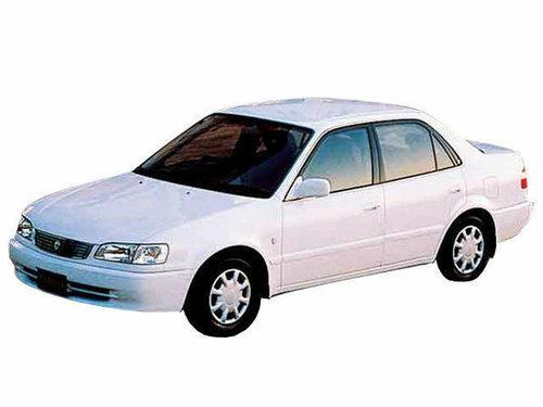 Toyota Corolla 1998-2002 гг.