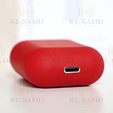 Навушники безпровідні i12. Червоні, фото 5
