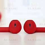Наушники беспроводные i12. Красные, фото 8