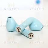 Навушники безпровідні i12. Блакитні, фото 8