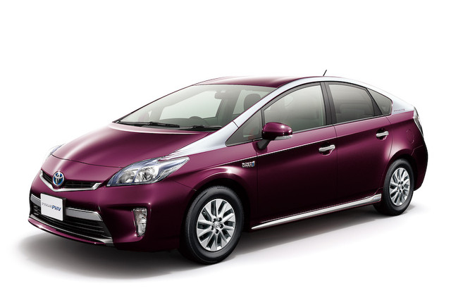 Toyota Prius 2012↗ гг.
