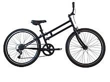 """Велосипед 26"""" Cutbike 17"""" чорний"""
