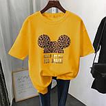 Модная футболка женская с принтом, фото 4