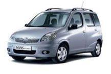 Toyota Yaris Verso 2000-2004 гг.