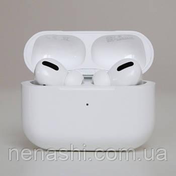 Навушники беспроводныеAirPods Pro 1:1 з робочим ре0жимом Прозорості та Шумозаглушенням і gps . Чохол в подарунок