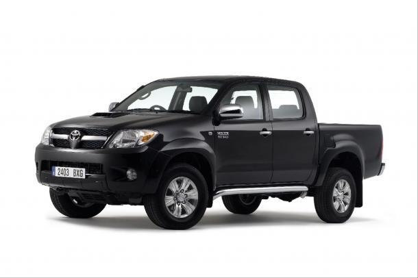 Toyota Hilux 2006-2015 гг.