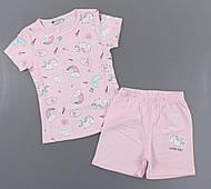 Піжама для дівчаток Setty Koop, 98-122 рр. Артикул: PJM113-рожевий