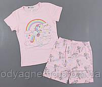 Піжама для дівчаток Setty Koop, 8-16 років. Артикул: PJM115-рожевий