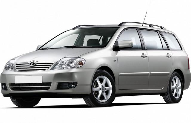 Toyota Corolla 2002-2007 гг.