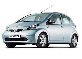 Toyota Aygo 2007-2014 гг.
