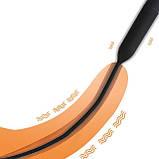 Вібратор уретральний Vibrator Long Black, фото 3