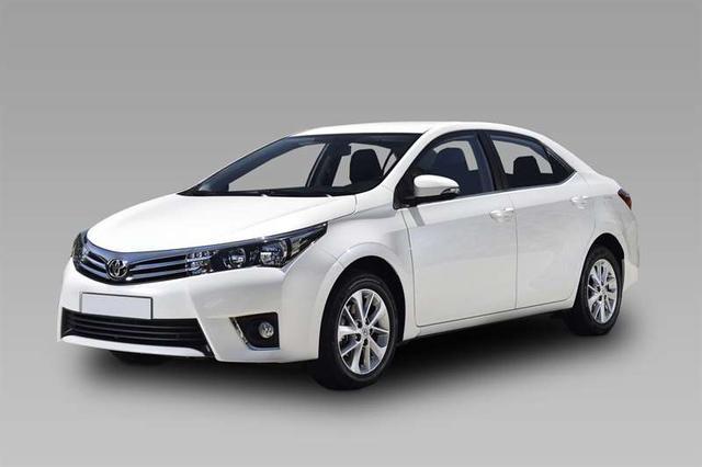 Toyota Corolla 2013-2019 гг.