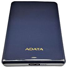 Жесткий диск внешний HDD 1TB USB 3.1 2.5 ADATA HV620S AHV620S-1TU31-CBL Blue 72542