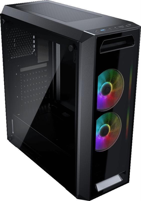 Корпус для ПК Cougar MX350 RGB Black без БП