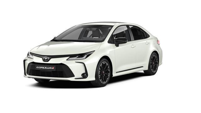 Toyota Corolla 2019↗︎ гг.