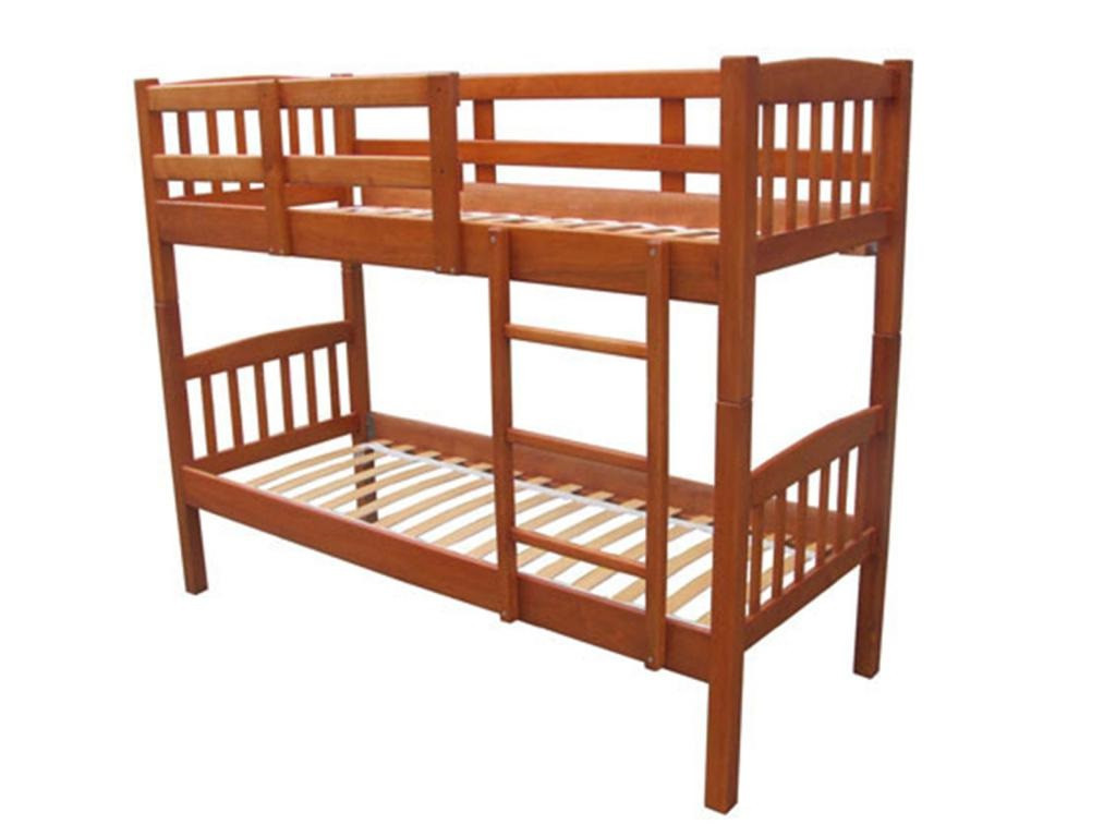 """Двоярусне ліжко """"Баю Бай"""": Вищий сорт без сучків"""