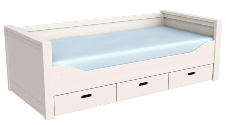 """Кровать детская и подростковая """"Сиело"""" с ящиками"""