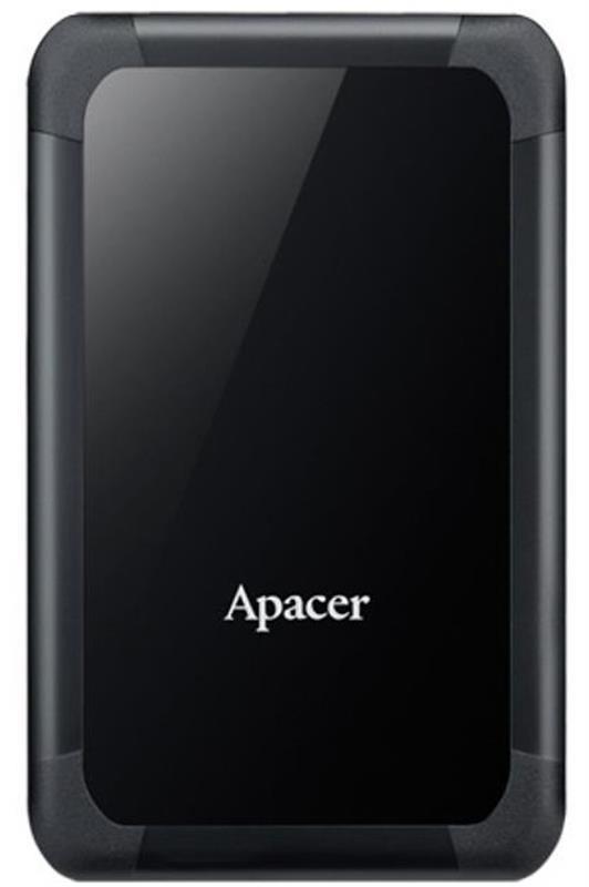 "Жесткий диск HDD ext 2.5"" USB 2.0 tb Apacer AC532 Black (AP2 tbAC532B-1)"