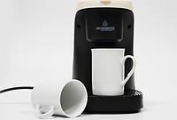 Кофеварка капельная с двумя чашками CB-1567 Crownberg, 500 Вт