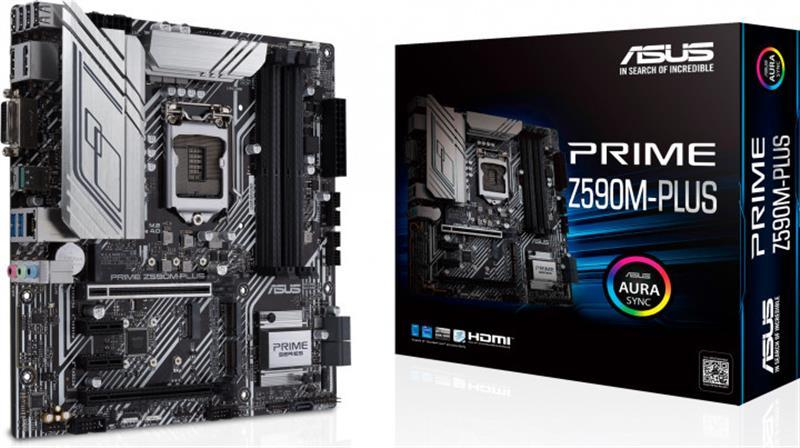 Asus Prime Z590M-Plus Socket 1200