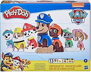 Игровой набор Щенячий патруль Play-Doh PAW Patrol Hero Pack Arts and Crafts Toy