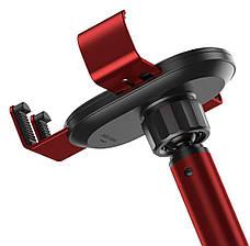 Держатель (автодержатель) для телефона в машину Baseus Simplism Gravity Красный / Черный (SUYL-JY09), фото 2