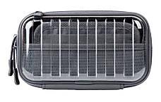 Сумка-органайзер противоударная для телефона/ смартфона и мелочей Baseus Let's go Серый (LBFZ-A02), фото 2