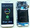 Samsung Galaxy S4 GT-i9500 дисплей LCD + тачскрін з рамкою сенсор оригінальний білий