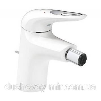 GROHE Eurostyle Смеситель однорычажный для биде DN 15 S-Size`, цвет Moon White, Yang White 33565LS3