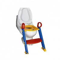 Детское сиденье на унитаз со ступенькой и ручками AR LEITE