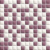 Мозаика Paradyz Universo 29,8x29,8 bianco/rosa