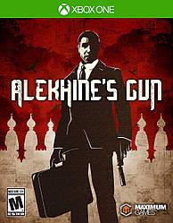 Alekhine's Gun XBOX ONE \ XBOX Seires X
