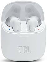 Наушники JBL Tune 225 TWS White [JBLT225TWSWHT]