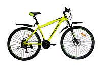 """Велосипед горный Atlantic Rekon NS 29"""" L/19"""" Желтый (2086670027026)"""