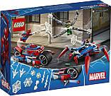 Конструктор LEGO Super Heroes 76148 Marvel Comics Людина-Павук проти Доктора Восьминога., фото 2