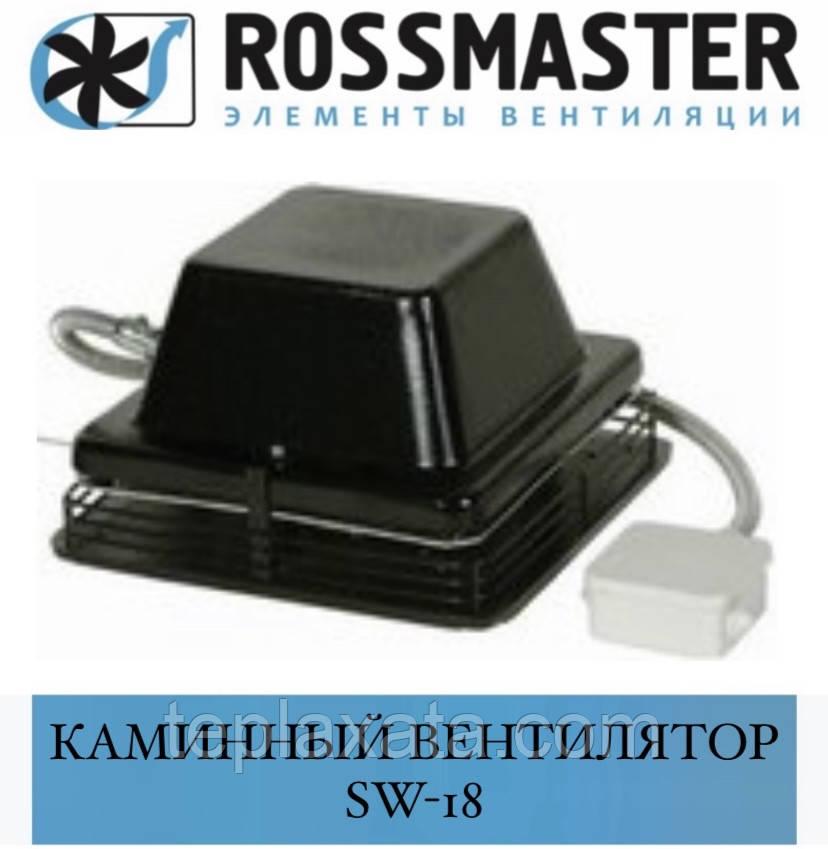 ROSSMASTER МХ Камінний вентилятор SW-18