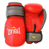 Перчатки боксерские Кожа ELAST MA-4006E