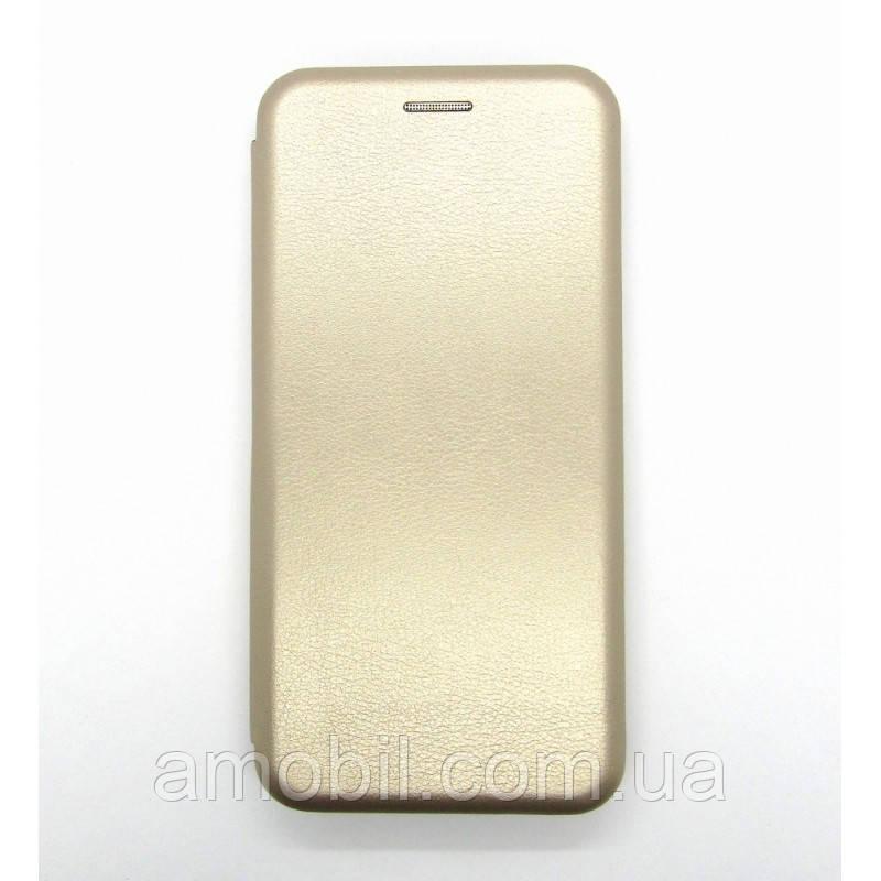 Чехол-книжка G-Case Samsung Galaxy J2 Pro 2018 (J250) Gold orig