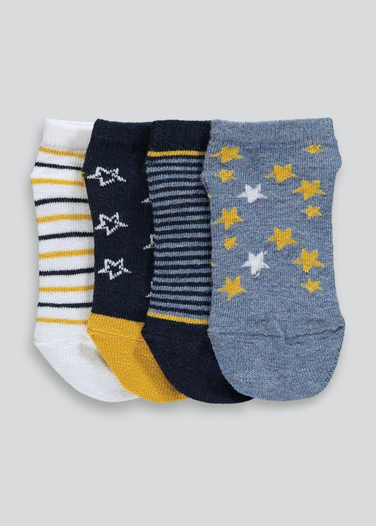 Набір якісних шкарпеток - 4 пари для хлопчика Маталан