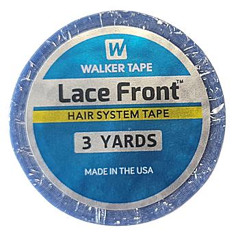 Двухсторонний скотч для фиксации париков и накладок из волос 0.8 см х 275 см