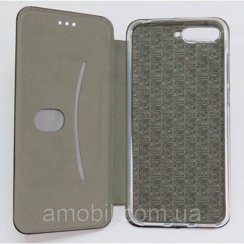 Чехол-книжка G-Case Huawei Y6 prime 2018 / Honor 7a Pro black orig