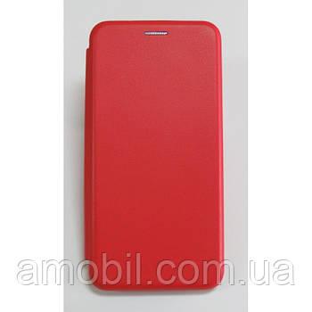 Чехол-книжка G-Case Huawei Y6 prime 2018 / Honor 7a Pro red orig
